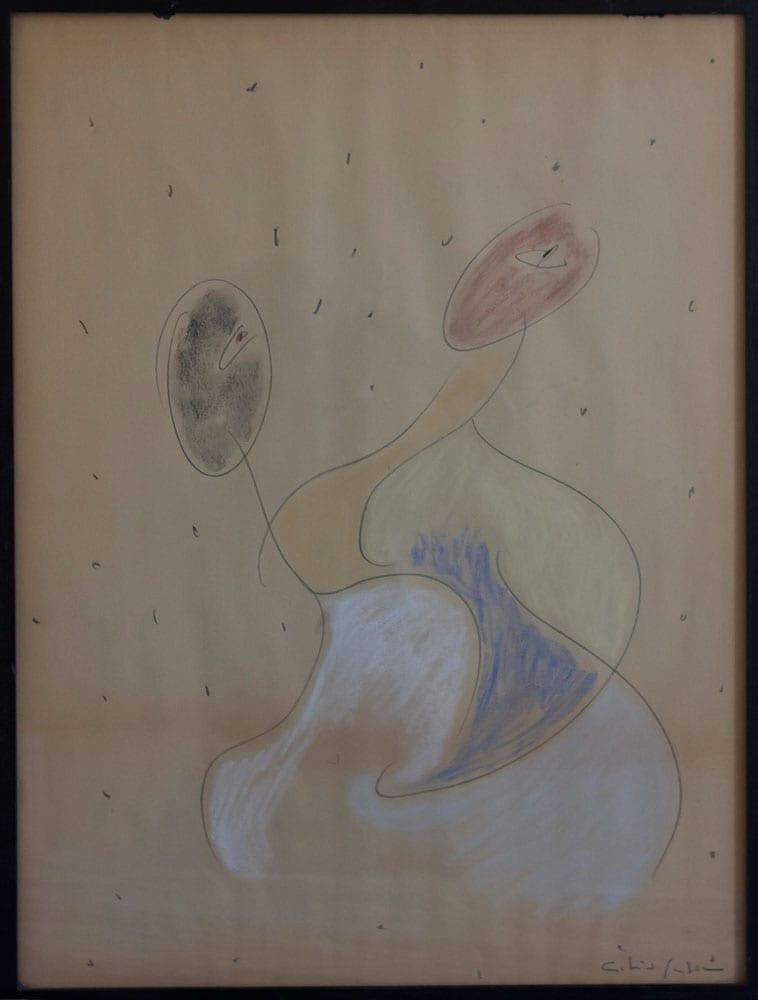 Silvia Gubern, Sin título, 1983