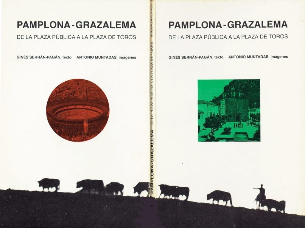 Antoni Muntadas, Pamplona - Grazalema: from the public square to the bullring, 1980