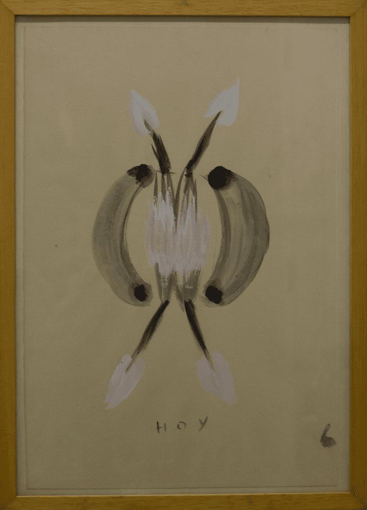Eva Lootz, Sin título, 1987