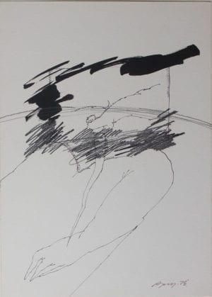 Otto Apuy, Sin título, 1978
