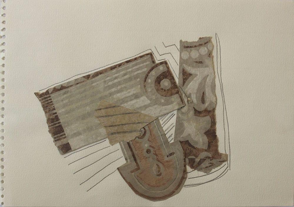 Angel Bofarull, Sin título, 1986