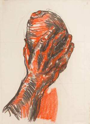 Luis Frangella, Untitled, 1982