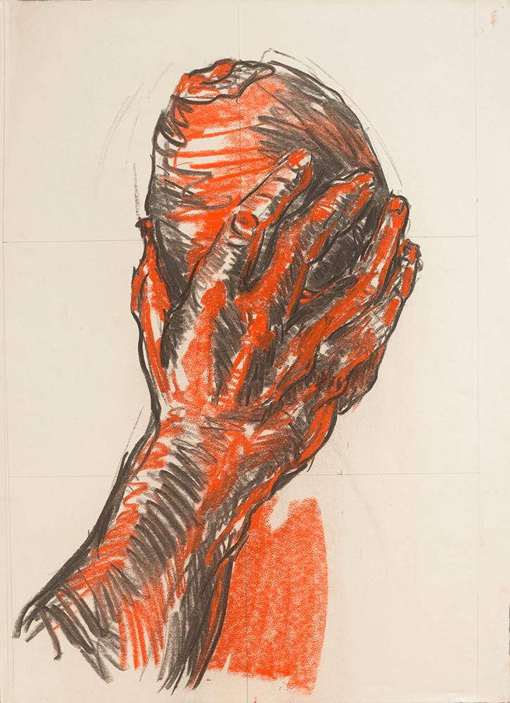Luis Frangella, Sin título, 1982