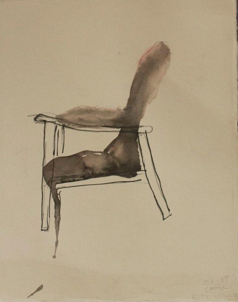 Lucia Nogueira, Chair, 1988