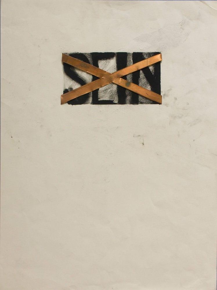 Manuel Saiz, Sin título, 1987