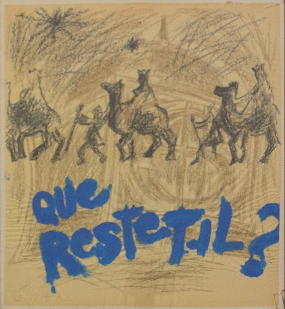 Carlos Pazos, Lágrimas sobre la última hoja del calendario, 1984-85