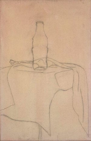 Luis Frangella, Untitled, 1990