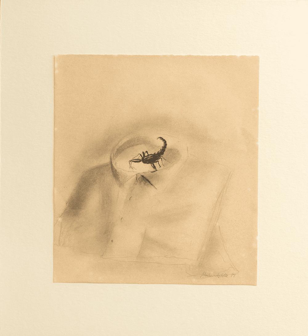 Abraham Lacalle, Sin título, 1989