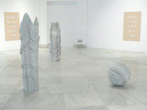 Eva Lootz esculturas