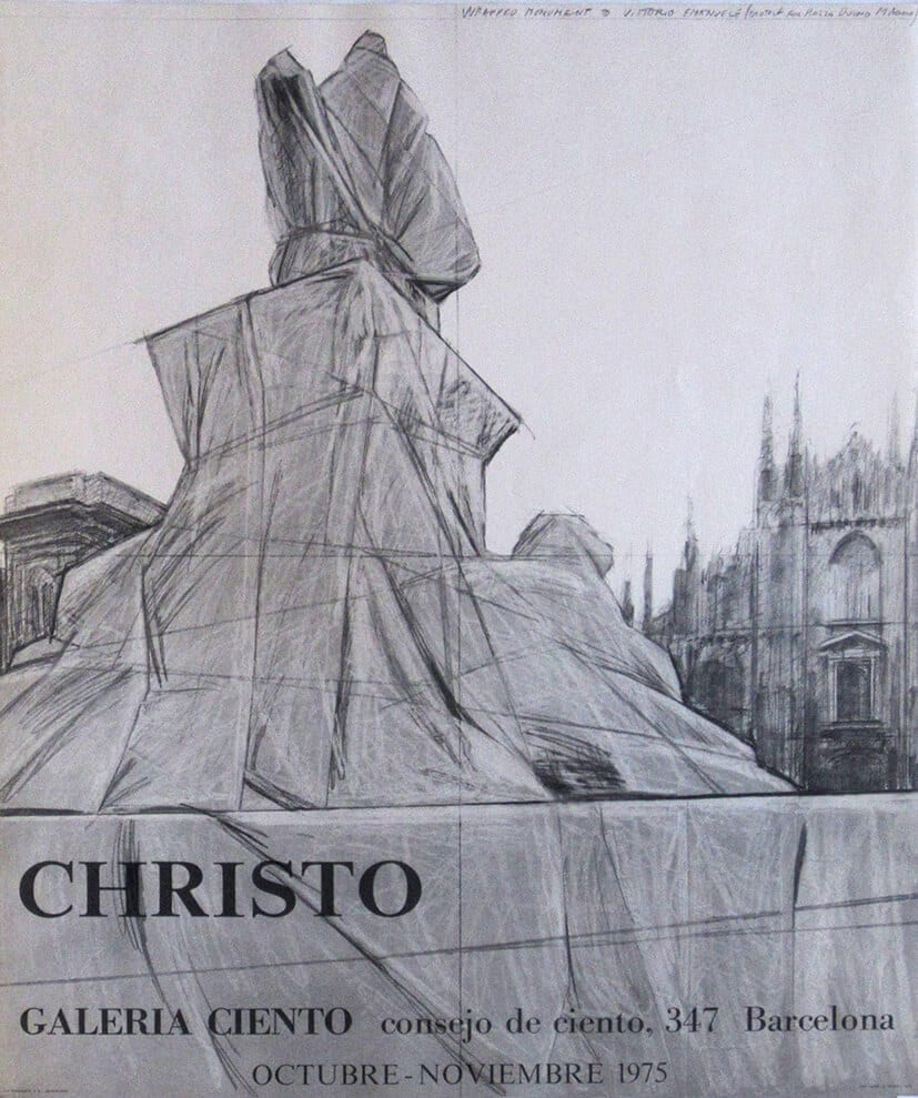 Christo. Cartel, 1975