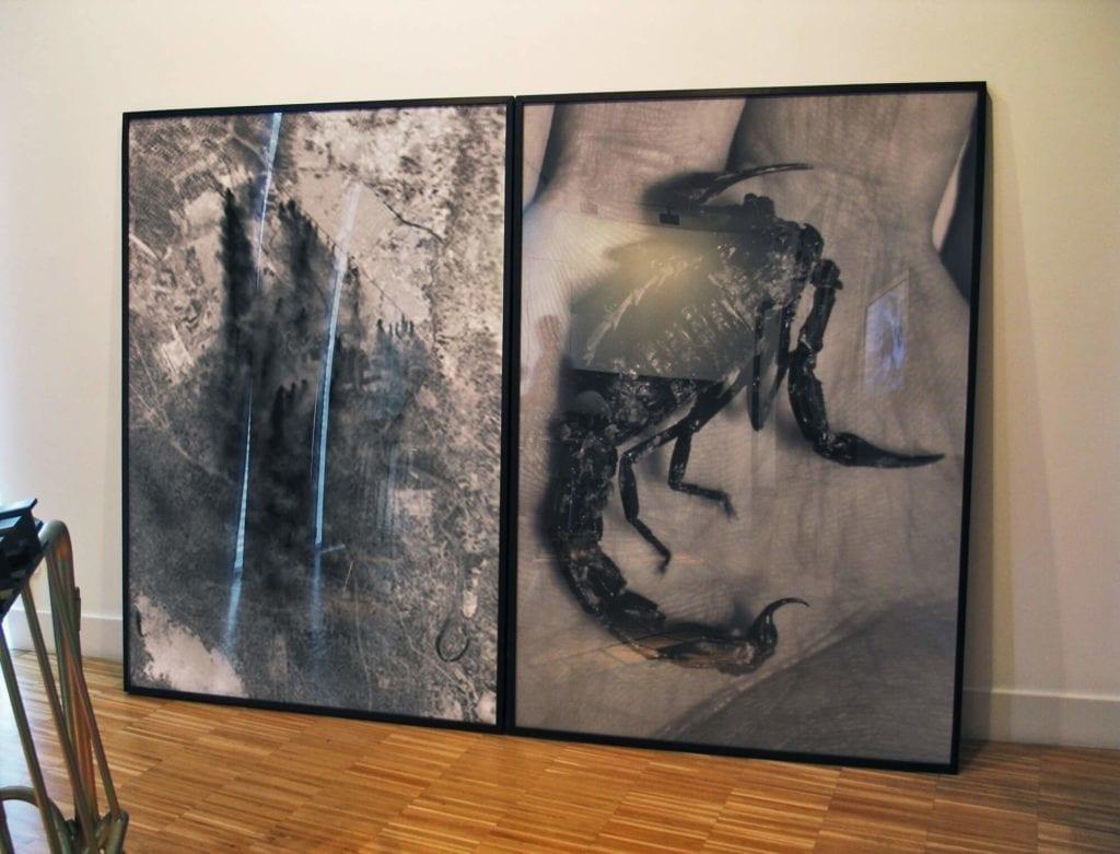 Toni Giró, Parejas indomables. Scorpion Sting. (2011)