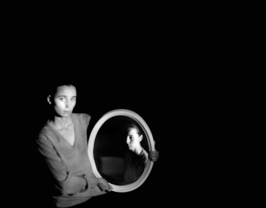 Joana Cera, Sin título (espejo), 1996