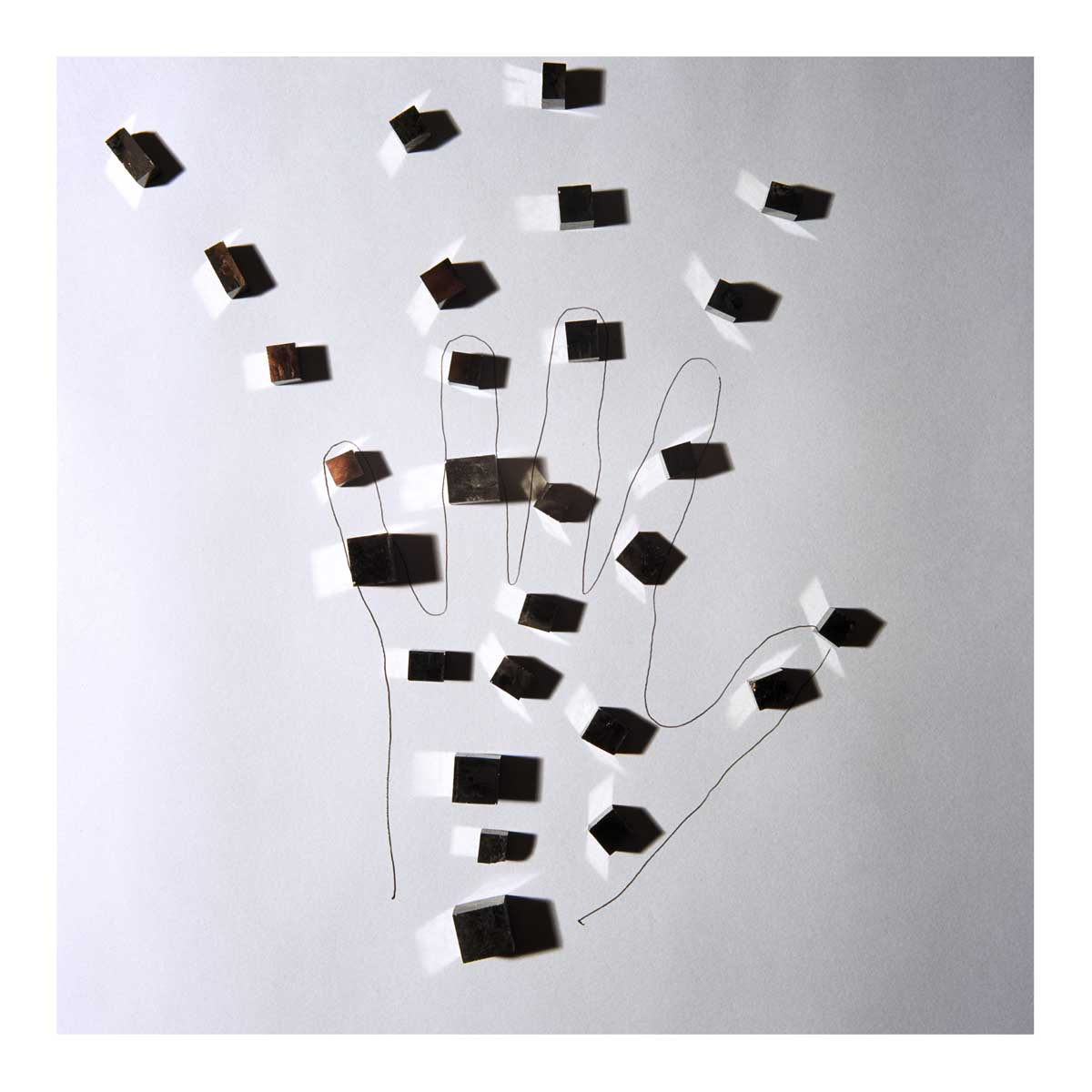 Joana Cera, Pyrite Hands, 2007