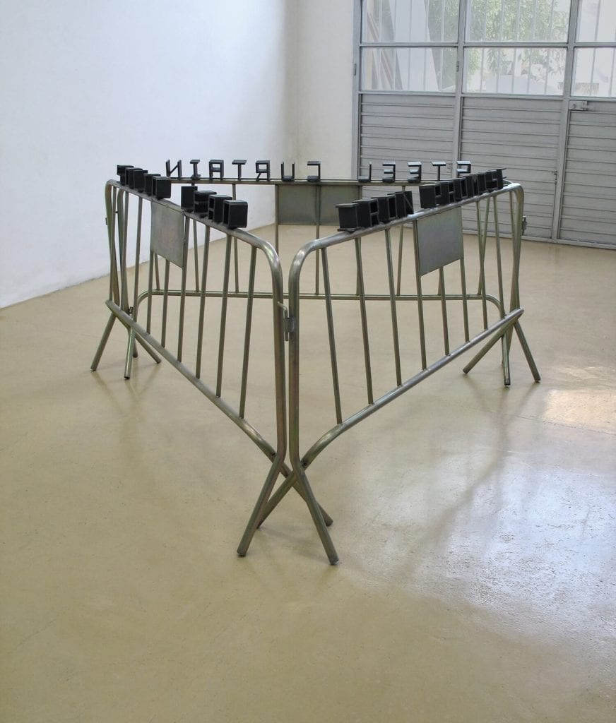 Toni Giró, Metalls pesants (2010)