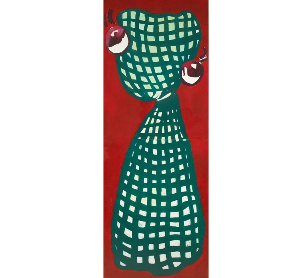 Elena Blasco, Cortina I, 1997