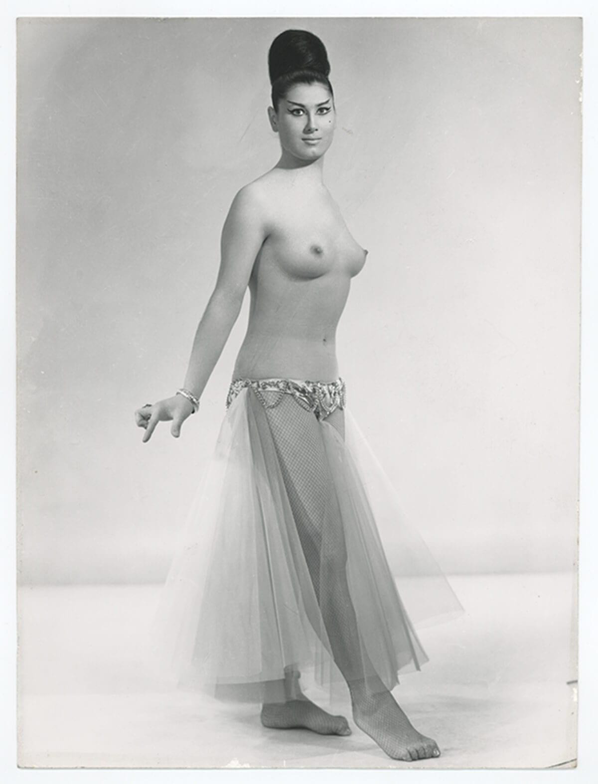 Foto Rambla, Mujer anónima, 1960-1965