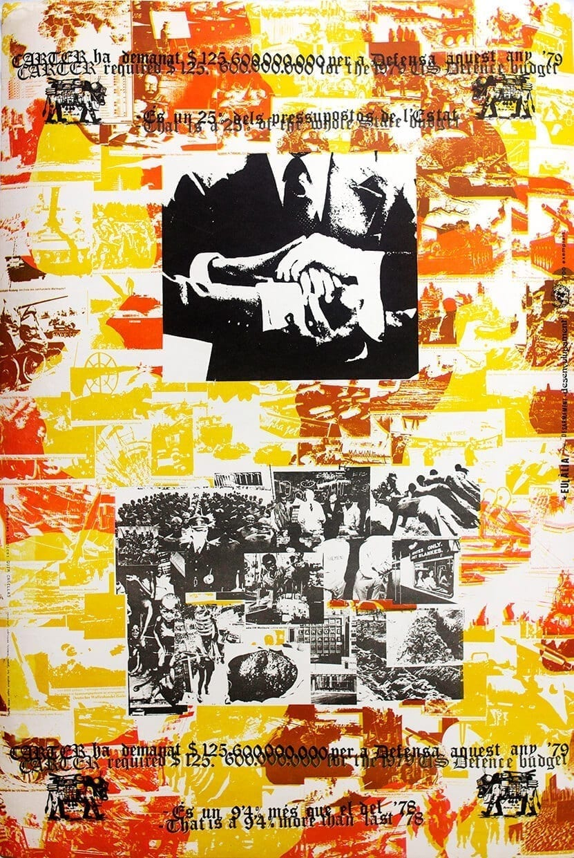 Eulalia Grau, Desarmament desenvolupament (Desarmamento desarrollo) 1979