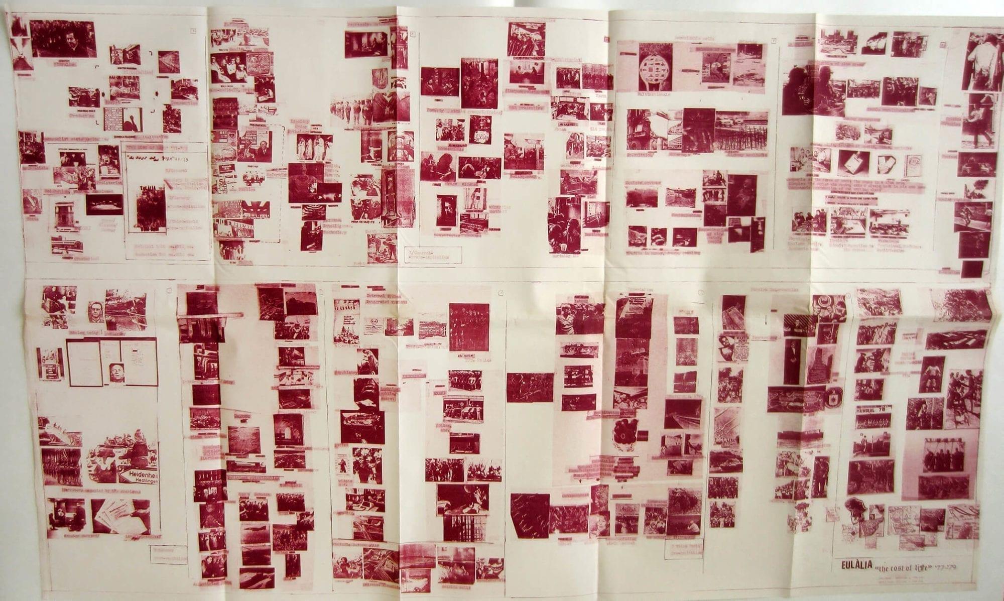 Eulia Grau, The cost of life, 1977-79