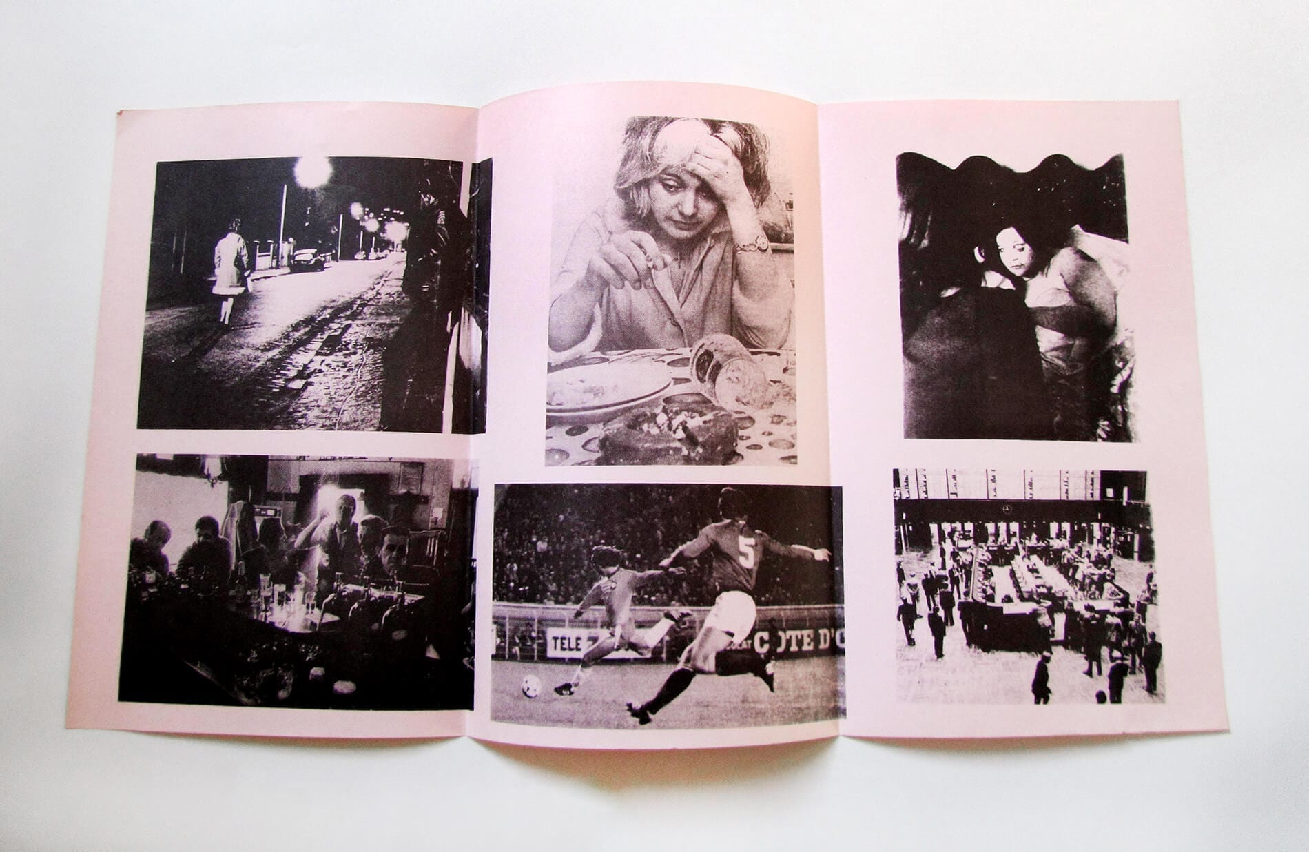 Eulàlia Grau, Discriminació de la dona (Discriminación de la mujer), 1977