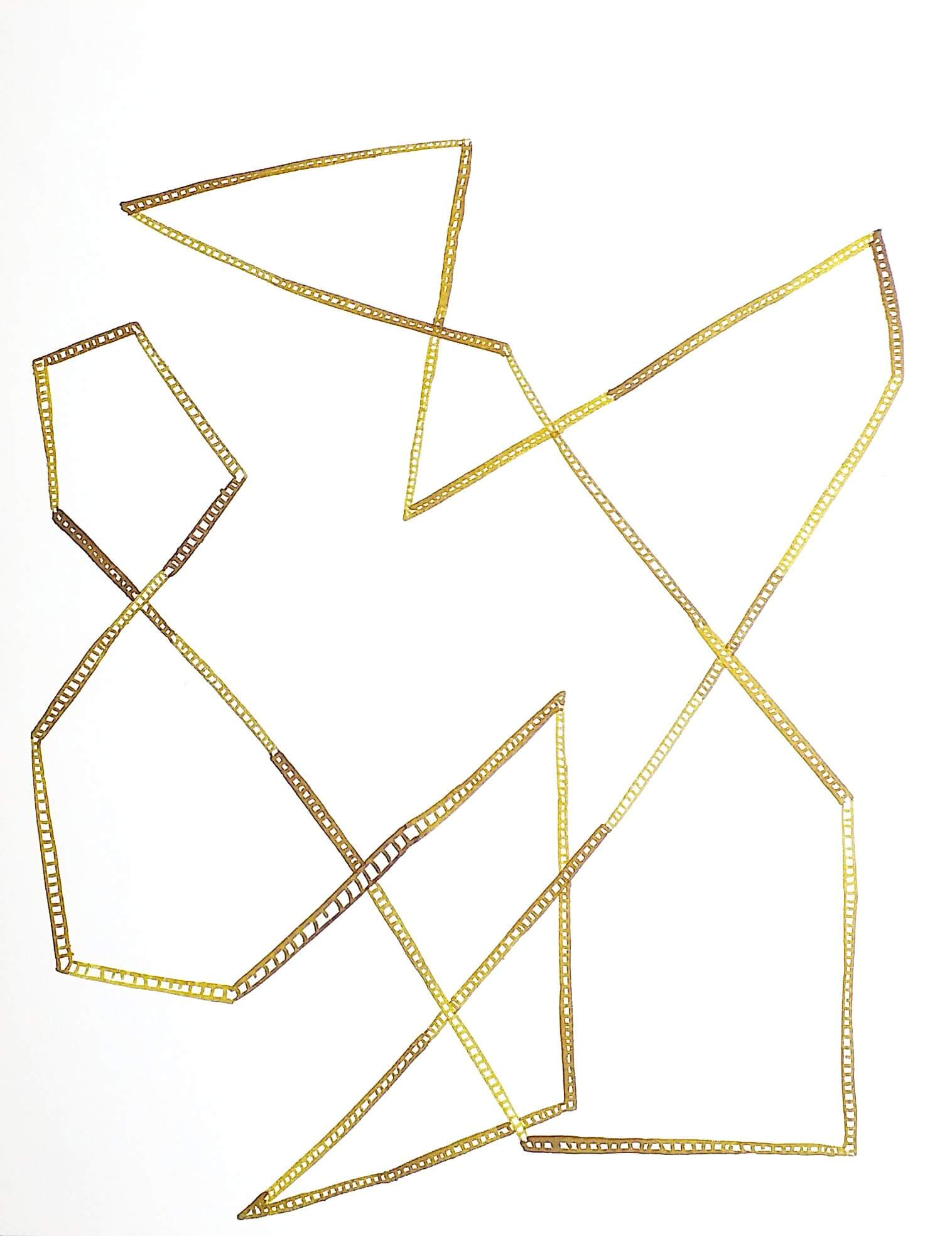 Olivia Flecha. Tobacco Ladders , 2014
