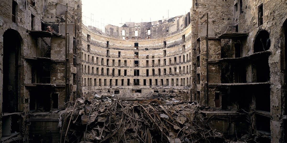 Ferràn Freixa, Gran Teatro del Liceo, Barcelona. Después del incendio,1994