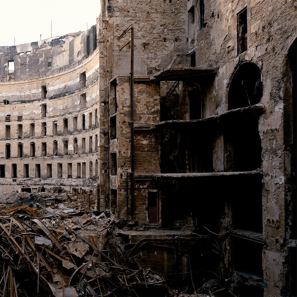 2.- Ferràn Freixa, Gran Teatro del Liceo, Barcelona. Después del incendio,1994