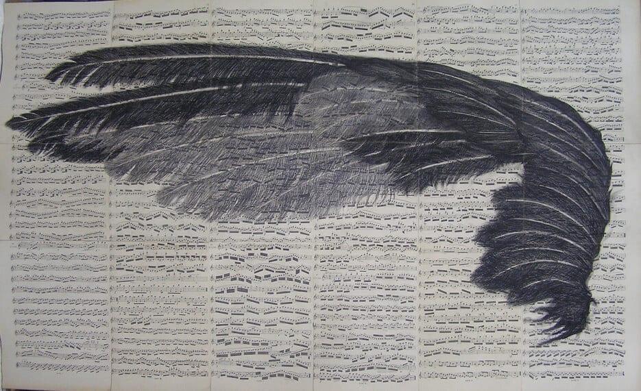 Laura Lio, Alas sobre partituras, 2008