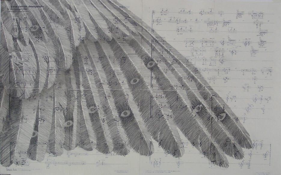 Laura Lio, Alas sobre partituras, 2009