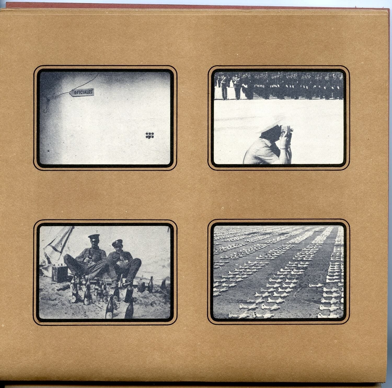 Antoni Miralda, Álbum, 1973