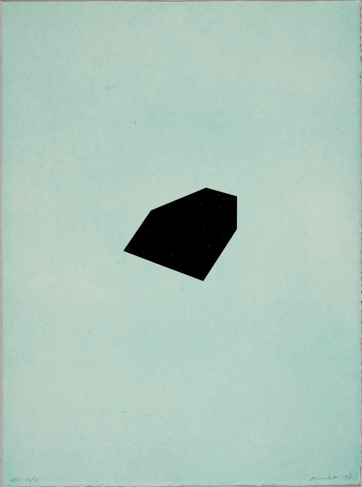 Mitsuo Miura (1946 ). Esta ciudad no es lo suficientemente grande para los dos II, 1997