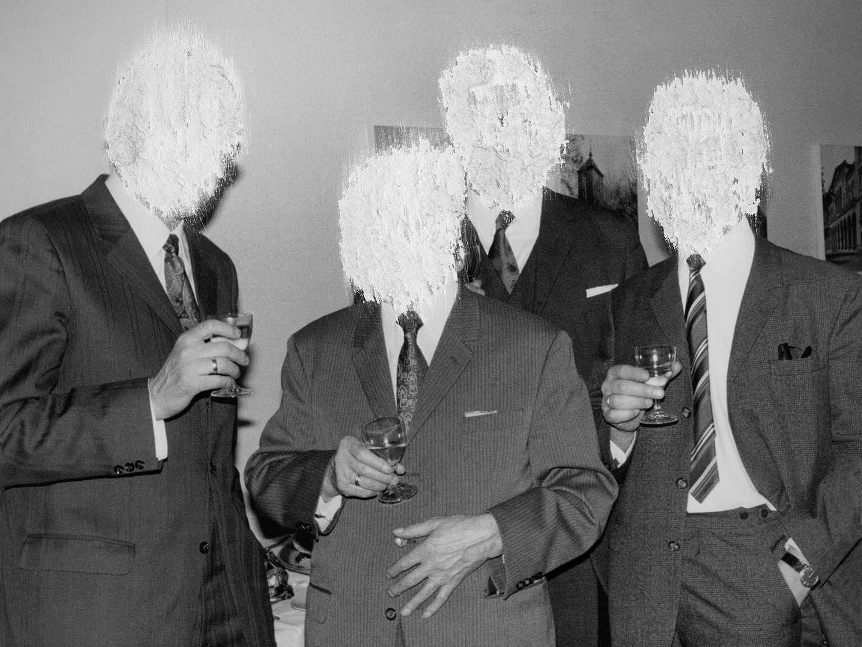 Men in Suit 23, 2018-2020