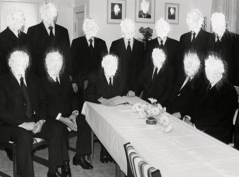 Men in Suit 04, 2018-2020