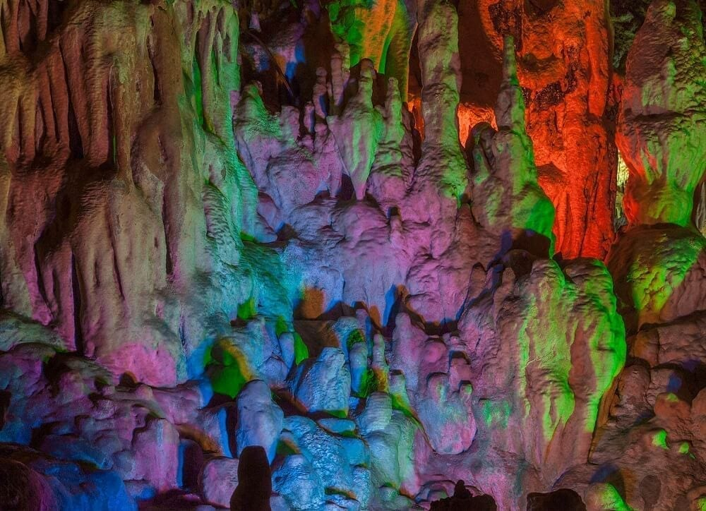 Venus Grotto 29, 2013-2017