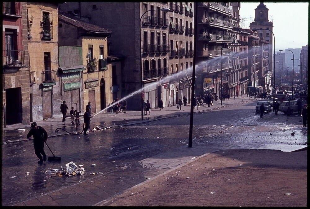 Miguel Ángel Mendo, The Sleeve Waters, 1976