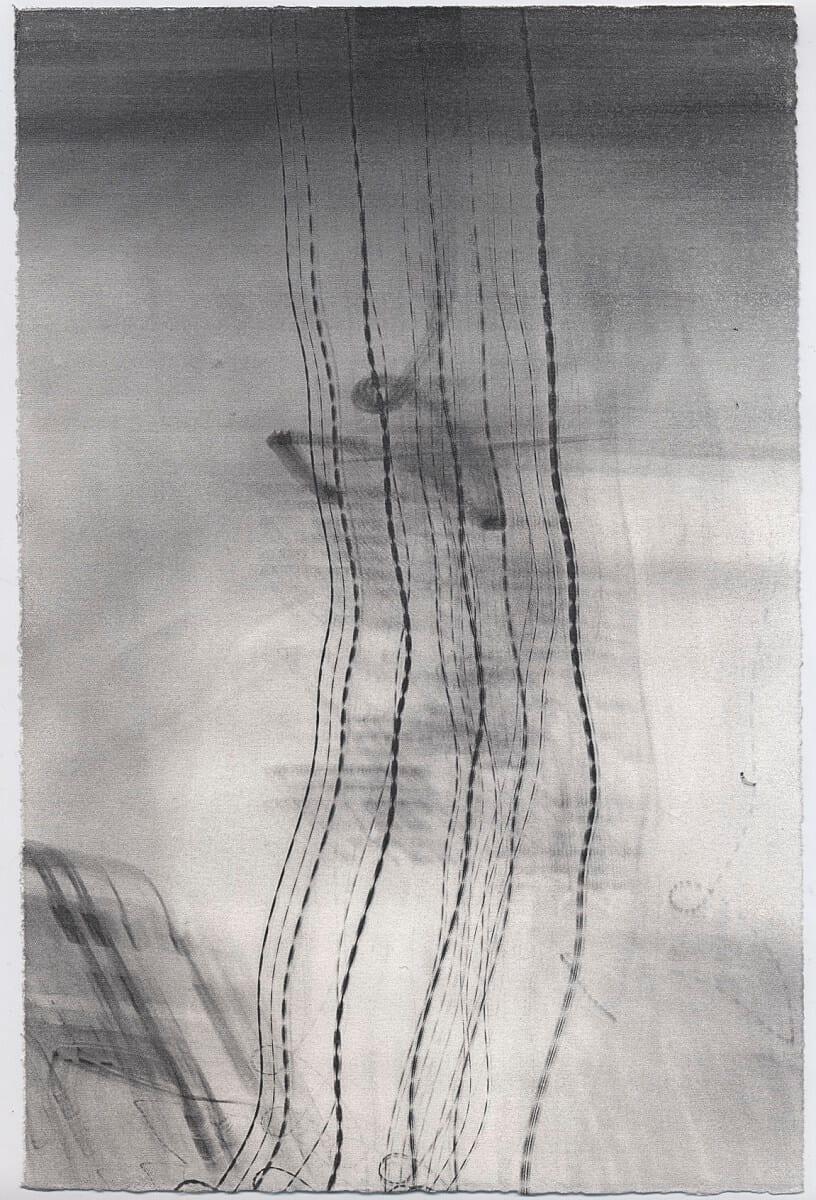 Darío Urzay, Camerastrokes – Curfew drawing noviembre 25-a, 2020