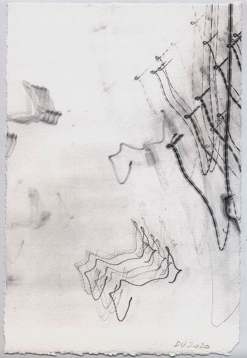 Darío Urzay, Camerastrokes – Curfew drawing noviembre 8, 2020