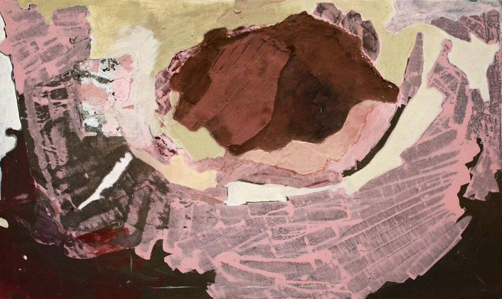 Jimena Lahura, Erosion, 2017