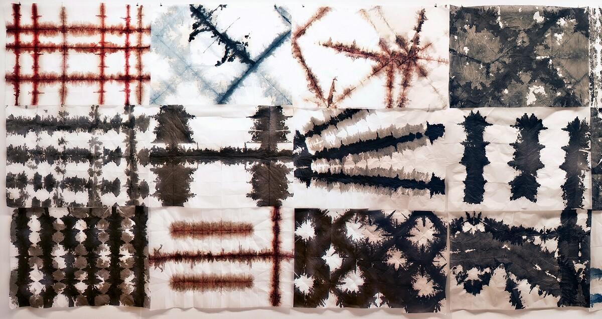 Stella Rahola Matutes, Calligraphies, 2013-2015