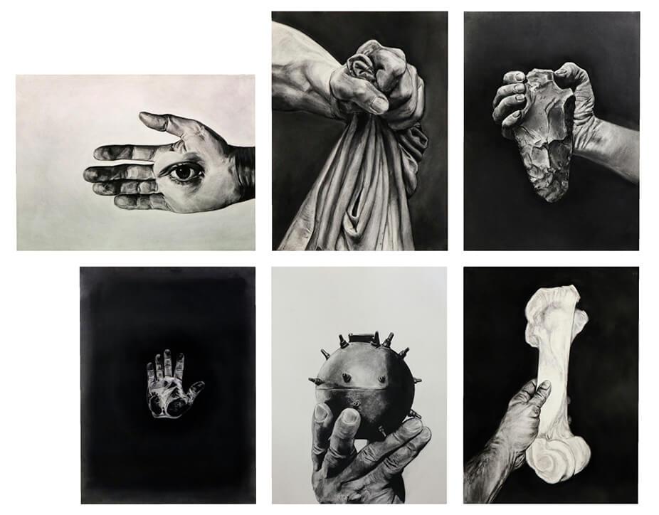 Toni Giró, Bilis Negra. Grupo manos, 2020