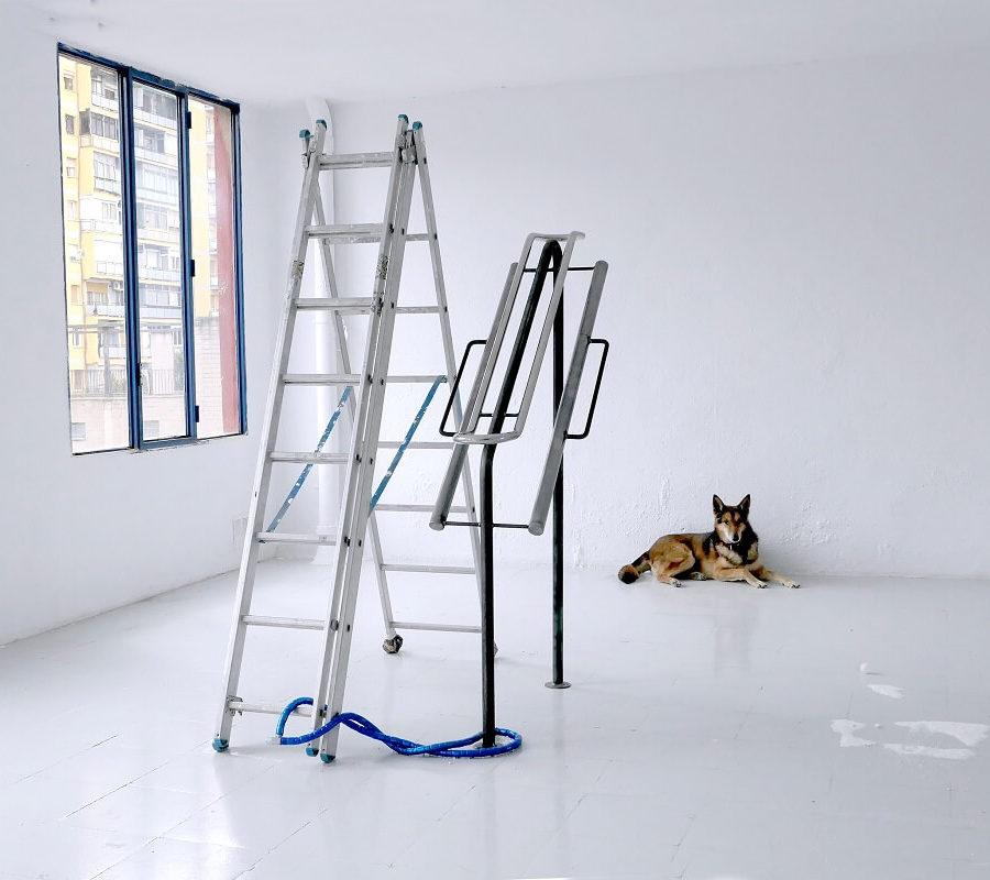 Alejandro Palacín. Objetos escultóricos, 2021